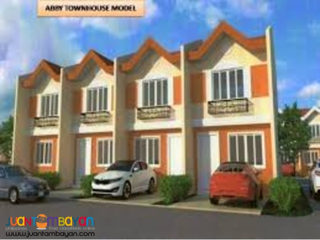 2 Storey Townhouse For Sale at Beverly Homes Cabuco