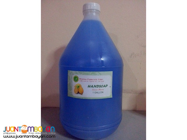 dishwashing liquid refill