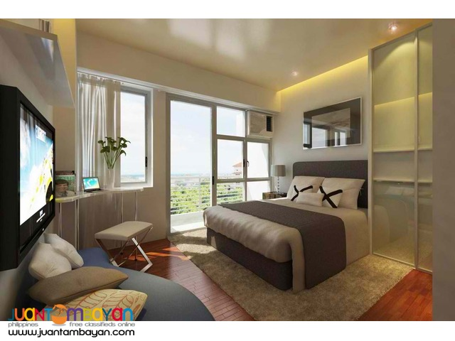 Condo unit in Pasig studio type 8,500/mo. near Eastwood No Downpayment