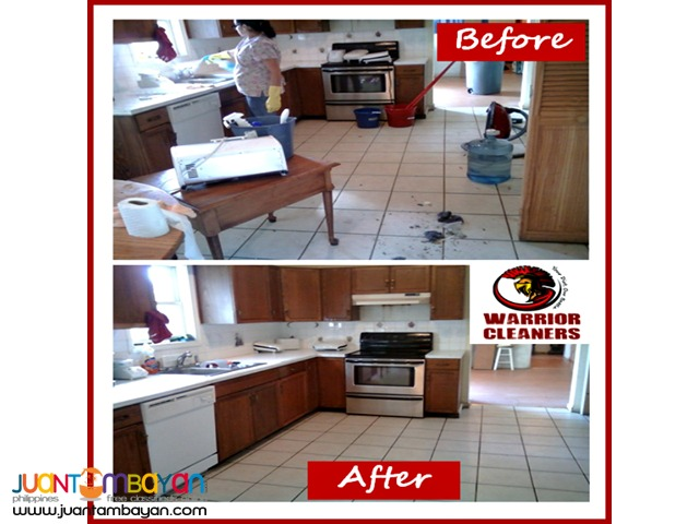Condo, House, Apartment and Office Cleaning Services