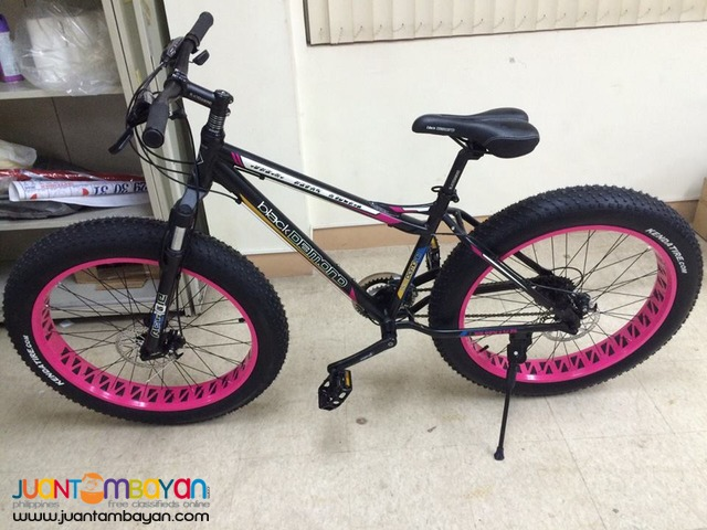 black diamond fat bike - brand new