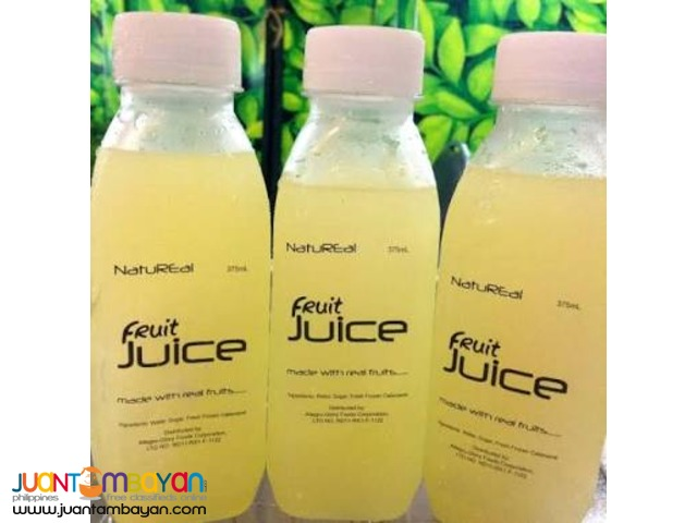 Natureal Fruit Juice