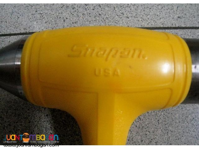 Snap-On HBBD32 32 oz Ball Peen Soft Grip Dead Blow Hammer
