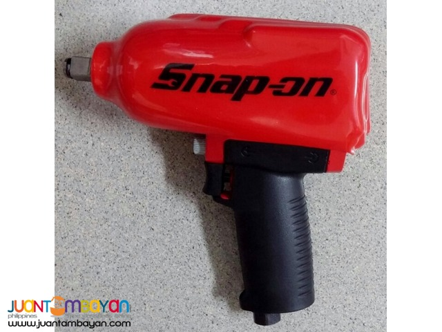 Snap On MG725 1/2-inch Drive Heavy-Duty Impact Wrench