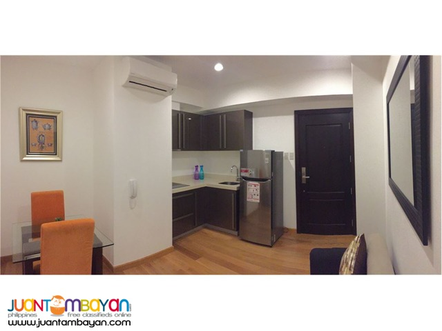 FOR SALE!!! 1 BR Luxury Unit in the Milano Residences, Makati City
