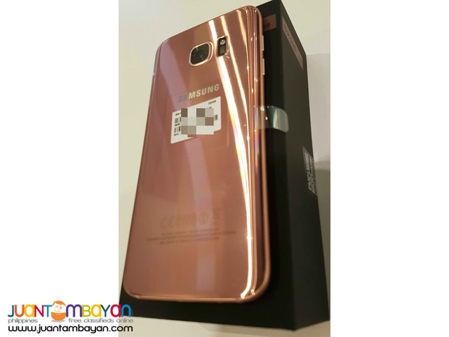SAMSUNG GALAXY S7 EDGE  PINK LIMITED EDITION 32 GB FOR BABYSHEARTMEDS