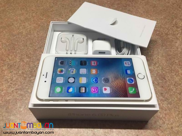 IPHONE 6S PLUS  128  GB GOLD  URGENT FOR CHILDS HEART MEDICATION