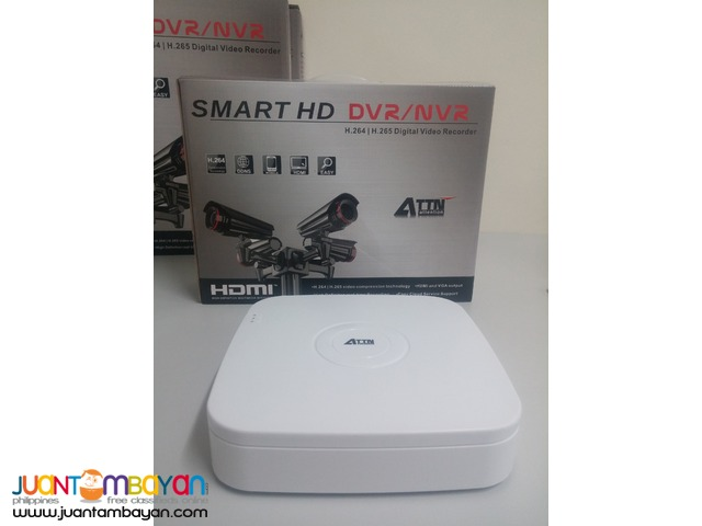 Video recorder for IP camera-NVR 4channel 1080p