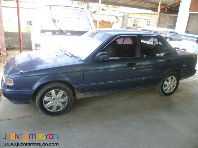 NISSAN SENTRA GRAND SALOON 1992