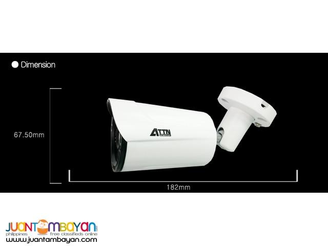 2.1 Mega Pixel IP Camera Korean Brand