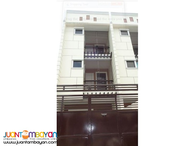 RUSH SALE!!! Townhouse in Tandang Sora,Quezon City