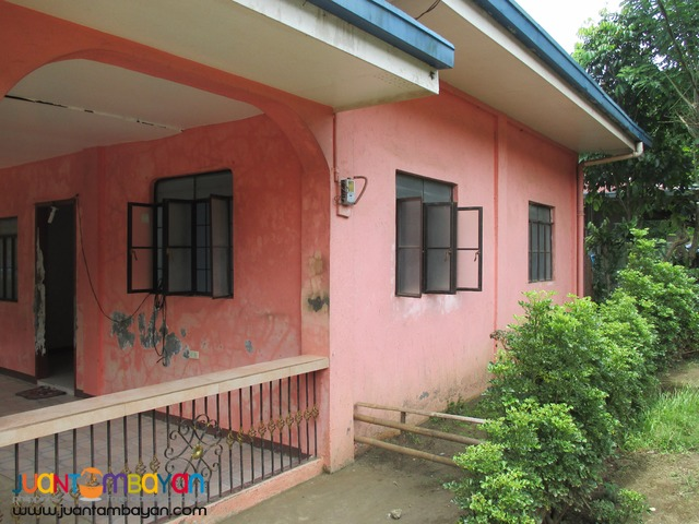 House  and Lot in Barangay Gonzales, Tanauan, Batangas