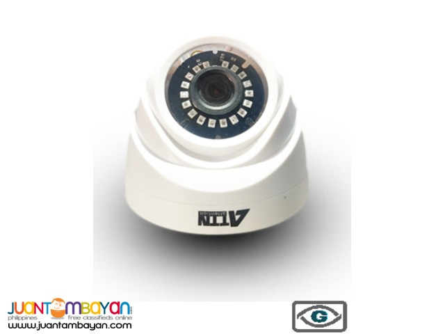 CCTV Camera Package 4 Channel with 1TB Hard Disk