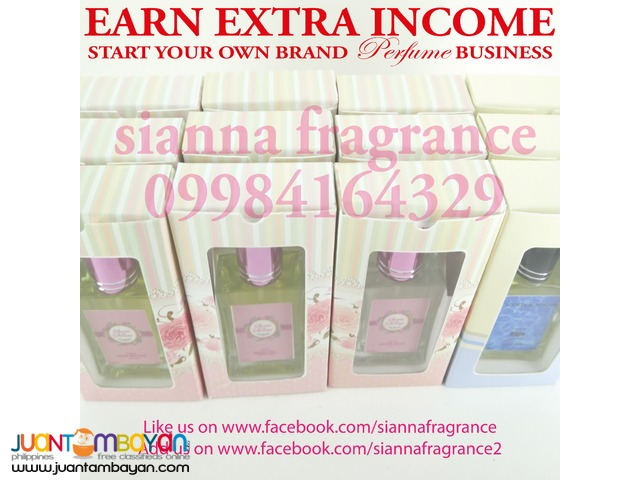 Your Brand Perfume Business - Free Shipping Nationwide