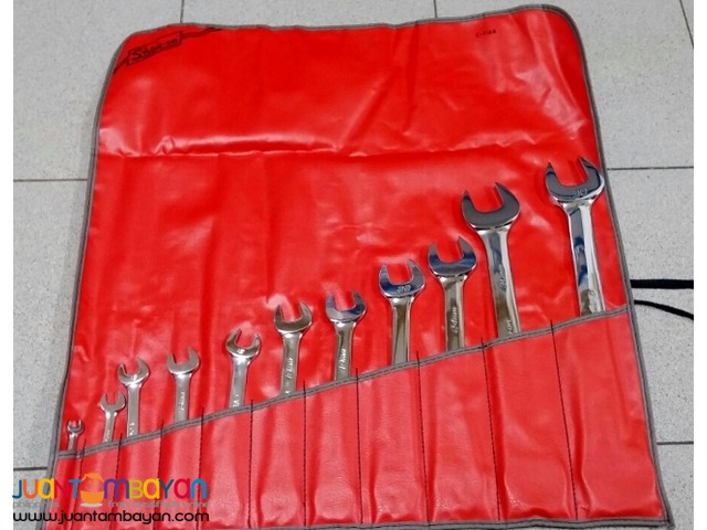 Snap-On 11-piece Open end Metric Wrench Set