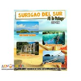 2  days 1 night Surigao del sur package tour