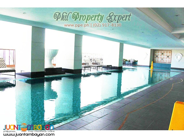 Affordable Condo for Rent Fully Furnished in Roxas Boulevard, Manila