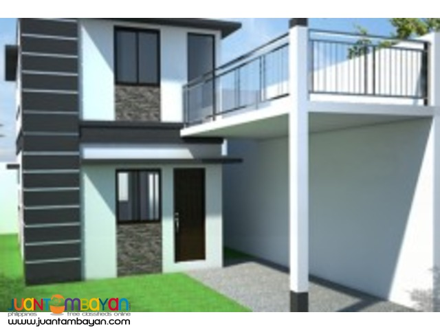 AFFORDABLE 95 SQM SINGLE DETACHED