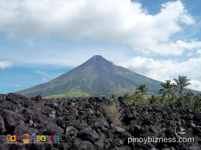 Trip to the foot of Mayon Volcano, Bicol tour package