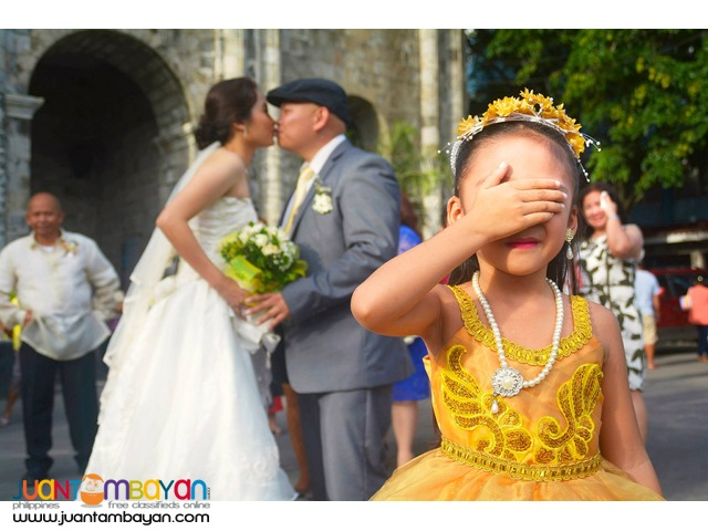 Bacolod Wedding Photo Video Services by Bacolod Frenxie's Photo Video