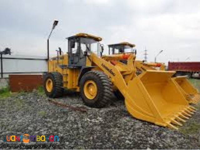 Lonking CDM860 3.5m3 Bucket Size Wheel Loader Brand New Sale