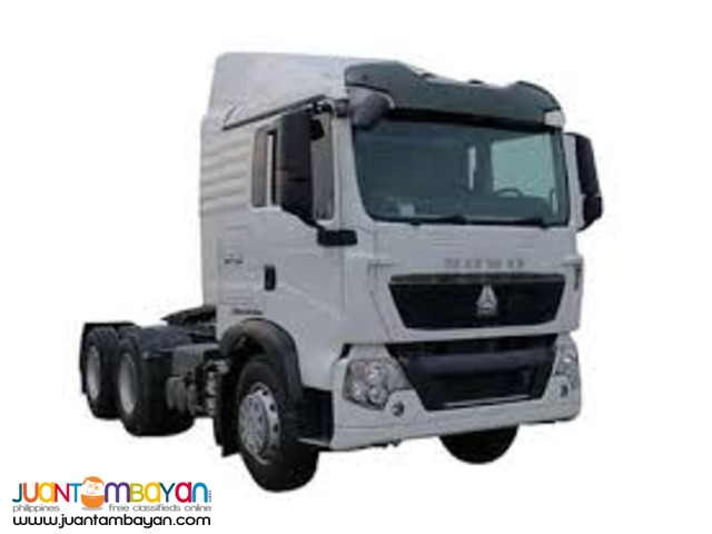Brand New Sinotruk 10 Wheeler HOWO-A7 Tractor Head 4Sale