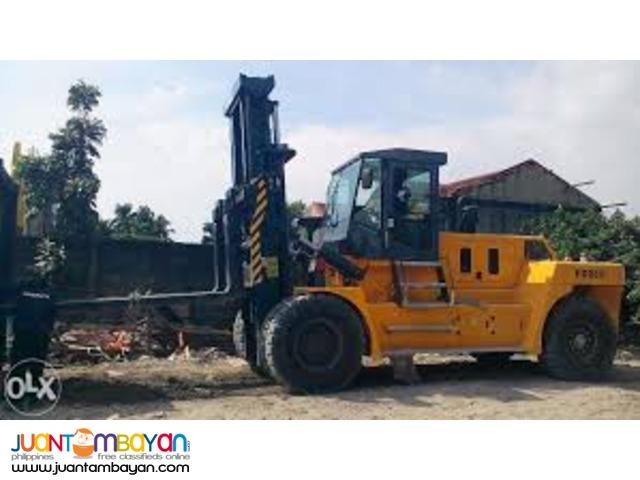 15Tons Socma HNF150 Heavy Forklift Brand New Sale