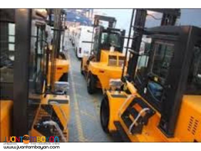 Brand New 16Tons Socma HNF160 Heavy Forklift For Sale
