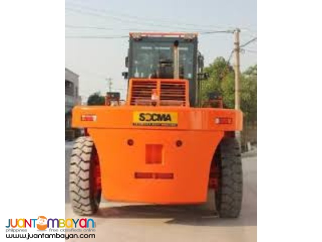 Brand New 20Tons Socma HNF200 Heavy Forklift 4Sale XD