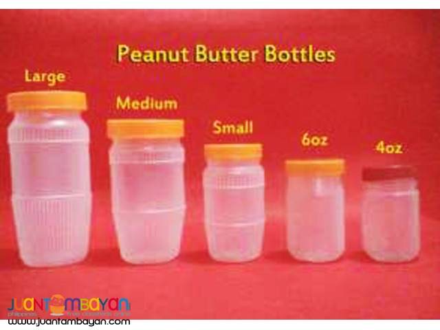peanut butter bottle
