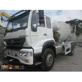 Best Buy! 6 Wheeler C5B Huang He Mixer Truck, 220HP, 6m³