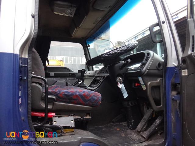 ISUZU 6WF1 Wing Van 2015 Model Japan Surplus Sale