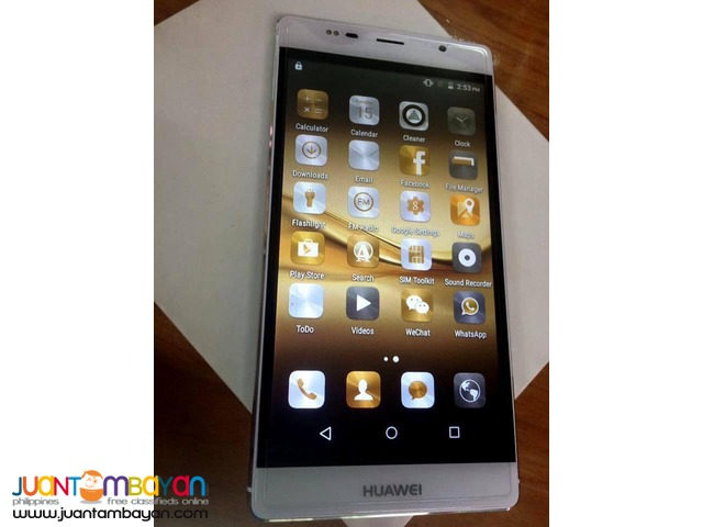 Huawei P9 Pro OCTACORE CELLPHONE /MOBILE PHONE - 5,885 PHP LOT OF