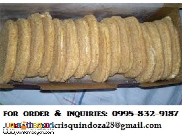 Special Silvanas by Eriel's Cakes and Pastries