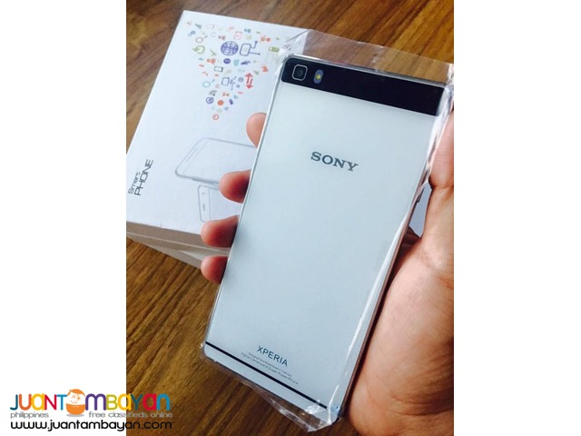 SONY XPERIA P8 BOLD QUADCORE CELLPHONE /MOBILE PHONE - 5,335