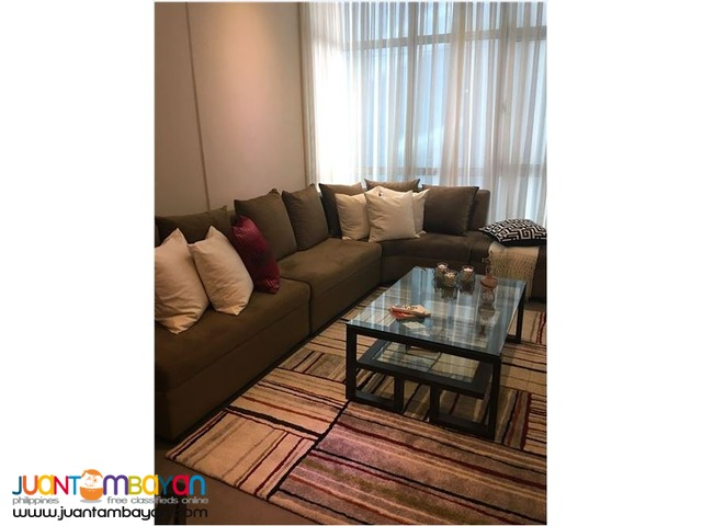 FOR SALE!!! FULLY FURNISHED 2BR UNIT in Sapphire Residences,Taguig
