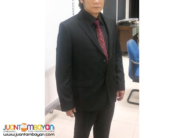 Pierre Balmain Suit-3000K