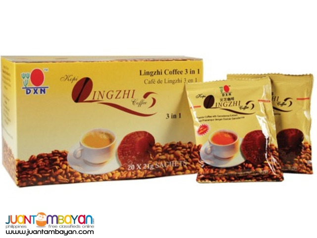 dxn lingzhi coffee; best coffee for ulcer and detoxifying