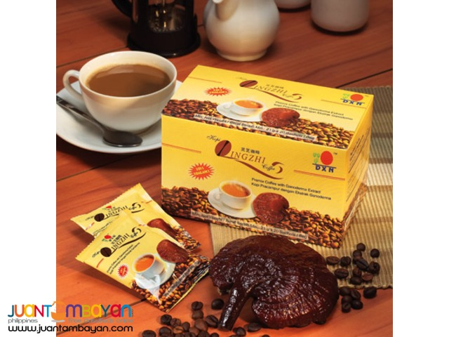 dxn black coffee ; best for diabetic
