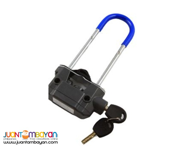 Motorycycle Alarm Lock - Ulock Alarm
