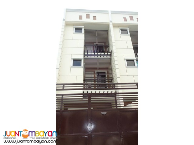 AMAZING RFO TOWNHOUSE FOR SALE!!! in Tandang Sora, Quezon City
