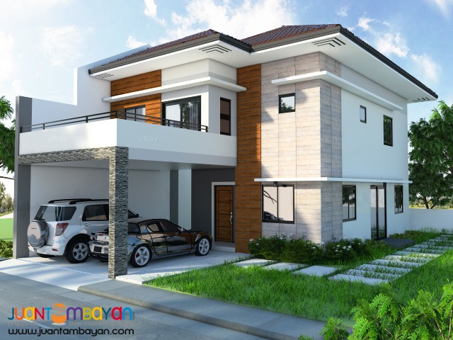 FOR SALE TWO-STOREY 3 BEDROOM HOUSE IN BF HOMES PARAÑAQUE
