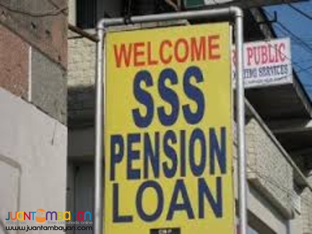 SSS PENSIONERS LOAN - ONE DAY PROCESSING