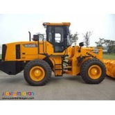 BRAND NEW CDM835 Wheel Loader 1.8m3 Capacity Rated PayLoad: 3.5Tons