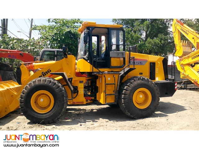 BRAND NEW CDM856 Wheel Loader Rated PayLoad: 5Tons