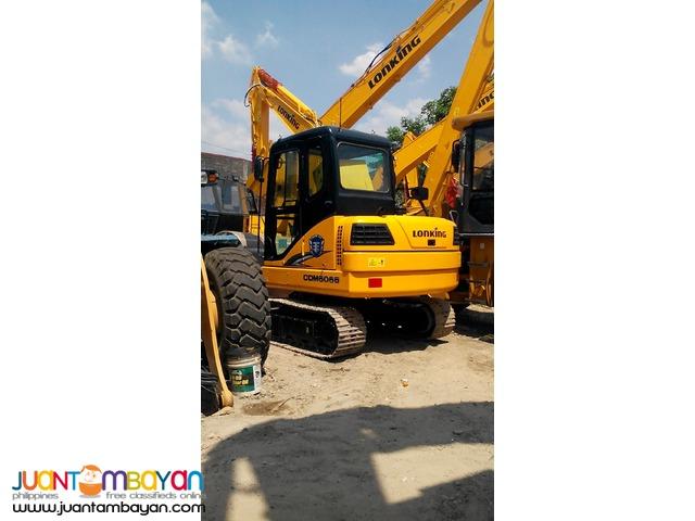CDM6065 Hydraulic Excavator (.25m3 Capacity)