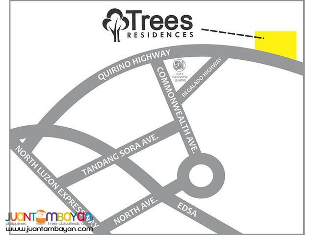 Trees Residences