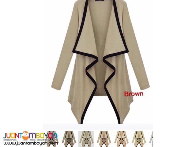 U.S. Style Cottony Cardigan
