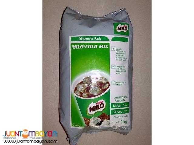 MILO COLD MIX