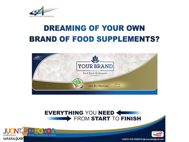 Direct Selling or Networking Business for Food Supplements